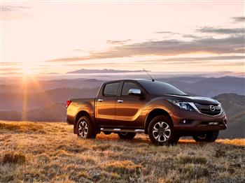 Mazda Starts Production of Refreshed Mazda BT-50 in Thailand