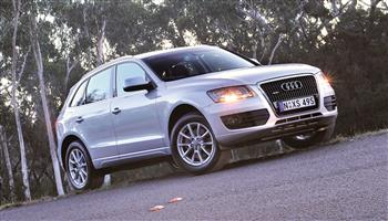 2009 Audi Q5 3.2 FSI