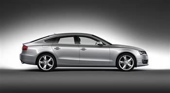 2010 Audi A5 Sportback world premier