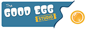 The Good Egg Studio logo