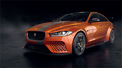 Jaguar Land Rover Special Vehicle Operations (SVO) has revealed the most powerful, agile and extreme performance Jaguar road car ever – the 200mph (322kph), 441kW XE SV Project 8 sedan...