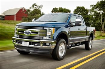 2017 Alloy-Bodied Ford F-250