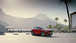 The Jaguar E-PACE is a five-seat compact SUV that packs the design and performance of a Jaguar sports car into a spacious, practical and connected all-wheel-drive vehicle.