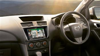 Mazda debuts new Alpine infotainment system on BT-50