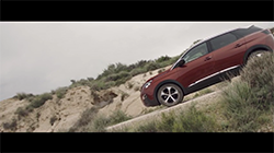 2017 Peugeot 3008 - Hill Assist Descent Control