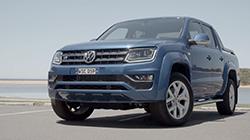 2017 Volkswagen Amarok B-Roll, Original.
