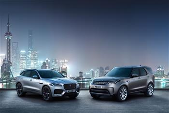 F-PACE and New Discovery