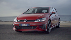 2017 Volkswagen Golf 7.5 GTI B-Roll