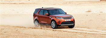 The ultimate self-drive adventure in Utah and Namibia with Land Rover Experience