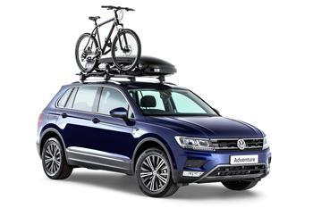 2017 Volkswagen Tiguan Adventure