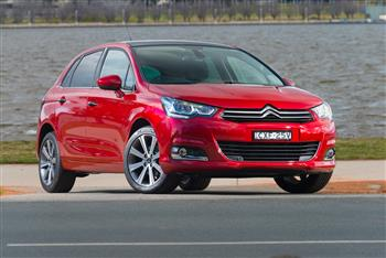 2015 Citroen C4 Hatch