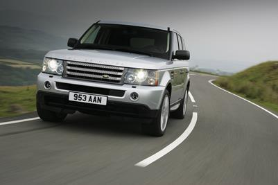 Range Rover Sport 08MY