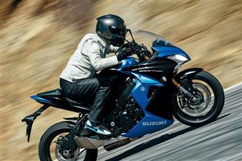 MY18 Suzuki GSX-S1000F