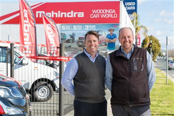 Wodonga Car World The New Mahindra Dealer In The Border Cities