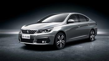 Dongfeng Peugeot unveils new 308 Sedan and restyled 3008