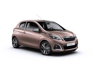 2014 Peugeot 108