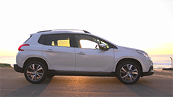 2013 Peugeot 2008 SUV Edit package.