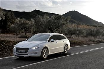 2012 Peugeot 508 Touring