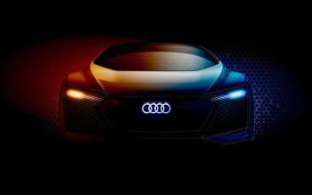 Audi at Frankfurt 2017