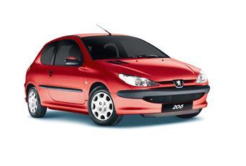 2006 Peugeot 206 XR 3-door