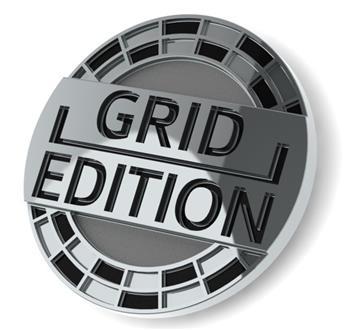 Golf R Grid Edition