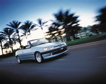 2001 Peugeot 306 Cabriolet Limited Edition