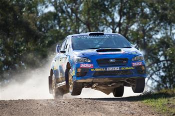 Heat One of 2017 Lightforce Rally Australia