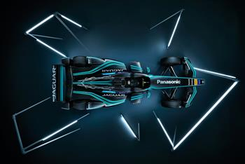 Jaguar I-TYPE 2 - Panasonic Jaguar Racing launch
