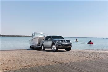 2018 Volkswagen Amarok V6 - 3.5 tonne