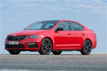 2018 Škoda OCTAVIA RS 245 sedan