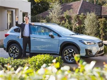 Subaru Comes To You: Introducing Mobile Test Drive
