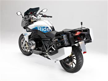 BMW Motorrad presents the R 1200 RS ConnectedRide