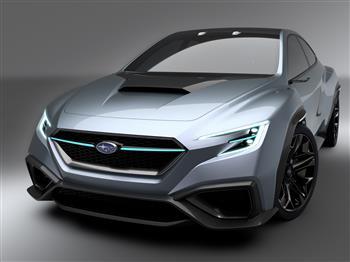 Subaru VIZIV Performance Concept Debuts In Tokyo