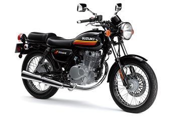 2018 Suzuki TU250X