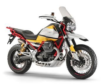2017 Moto Guzzi V85
