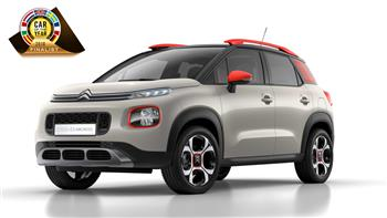 "New Citroën C3 Aircross Compact SUV Named A Finalist For European ""Car Of The Year 2018"""