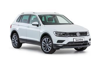 2018 Volkswagen Tiguan Sportline 162TSI
