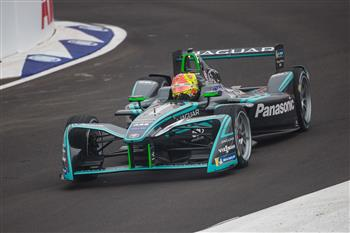 Paul Di Resta And Pietro Fittipaldi Continue Positive Progress For Panasonic Jaguar Racing At First Marrakesh Rookie Test