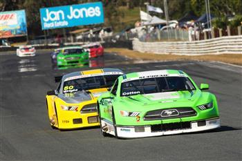 Performax Backs Fast-Growing Muscle Car Series