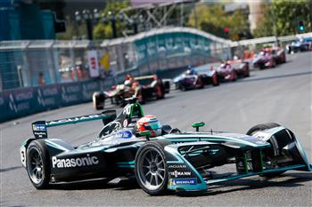 2018 Antofagasta Minerals ABB FIA Formula E Santiago E-Prix