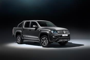 2018 Volkswagen Amarok Dark Label