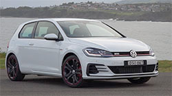 2018 Volkswagen Golf GTI Original B-roll.