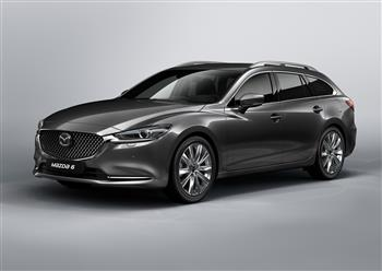 Mazda6 Wagon to debut at 2018 Geneva Motor Show