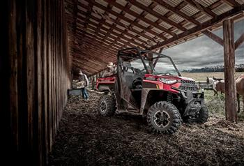 2018 Polaris Ranger XP