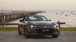 2018 Mazda MX-5 RF Limited Edition - B-roll footage.