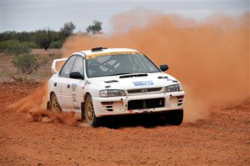 Modern Rally Cars Eligible for Classic Outback Trial