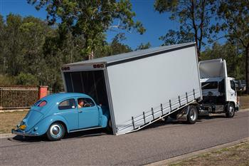 The Love Bug: Volkswagen Australia's Valentine's Day gift to staff and fans
