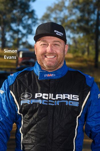 Polaris Racing Australia factory team
