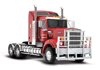 2011 Kenworth C509