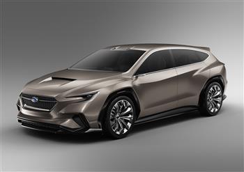 Subaru VIZIV Tourer Concept Debuts In Geneva
